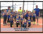 6U-3rd Place - BH Bombers