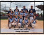 8U-3rd Place - LC Legends