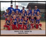8U-Runner-Up - SF Stars
