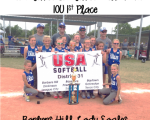 2017 10U Champions - Barbers Hill Lady Eagles