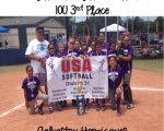 2017 10U 3rd Place - Galveston Her-icanes