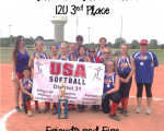 2017 12U 3rd Place - Friendswood Fire