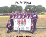 2017 14U 3rd Place - Galveston Surge